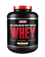 NL Pure Instant Whey Protein 5