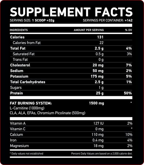 lean-whey-10-supplement-facts